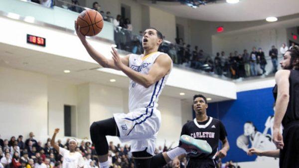 """Ryerson Rams """"Capital Sweep"""" claims CIS Basketball supremacy"""