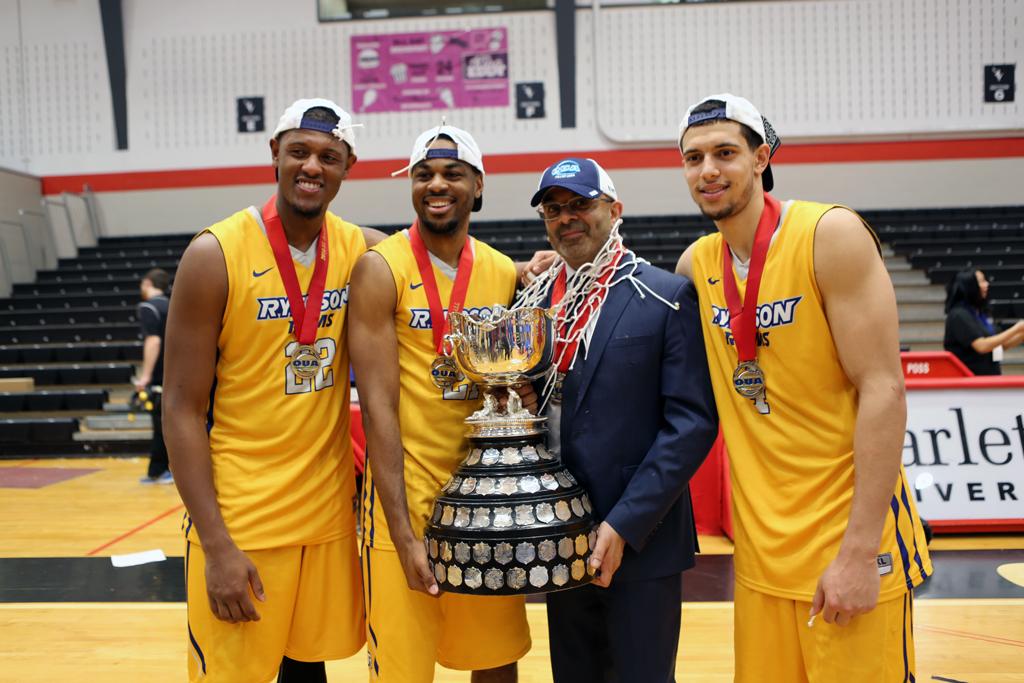 Ryersons Roy Rana Joins Sacramento Kings