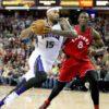 Sacramento Kings Demarcus Cousins Full Repertoire On Display In Win Over Raptors