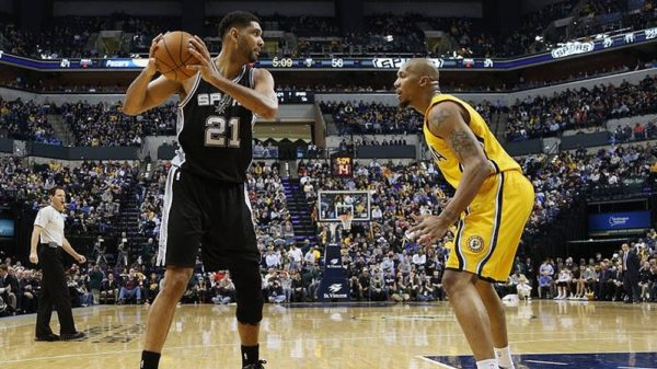 San Antonio Spurs Keep Clicking With Big-Man West