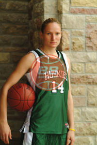 Sara Crooks Follow The Leader Credentials Basketballbuzz Magazine 2006