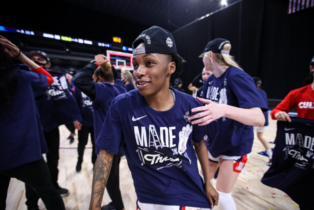 Shaina Pellington Arizona Wildcats Canadians Take Over 2021 Ncaa Womens Final Four