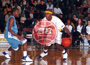 Shane Dennie Flying Hawk Credentials Basketballbuzz Magazine 2005
