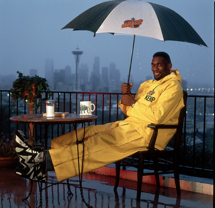 Shawn Kemp Feature – Seattle Reign
