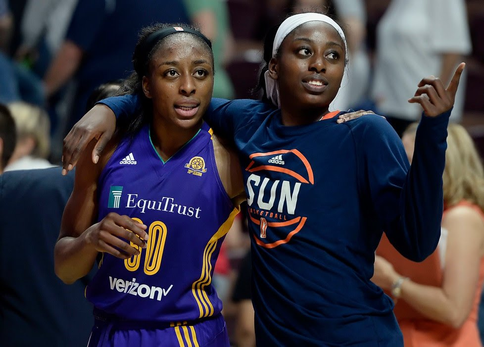 Sister Act. Ogwumike Siblings Spark Hollywood Reunion In Los Angeles