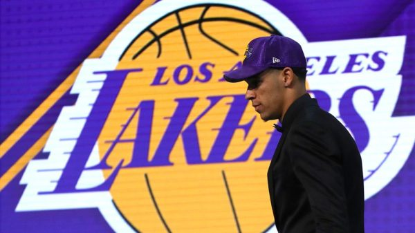 Philadelphia 76ers Sixers Lakers 2017 Nba Draft Kings