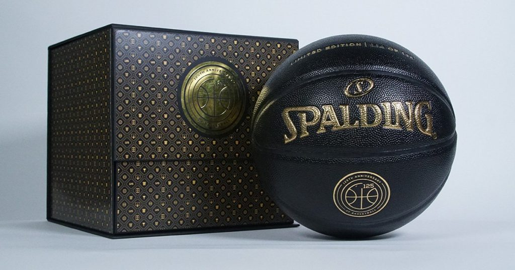 Spalding's '125 Hoop Years' Ball Is The Perfect Gift This December 25th