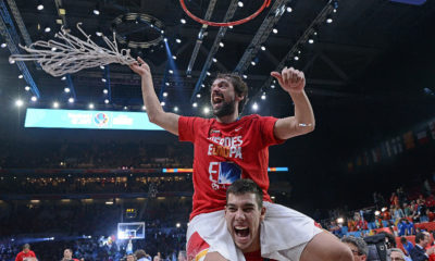 Spanish Bull Pau Gasol Leads Country To Eurobasket Championship Charge