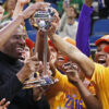 Sparks' Magic Fires Up L.A.'s First WNBA Championship In 14 Years