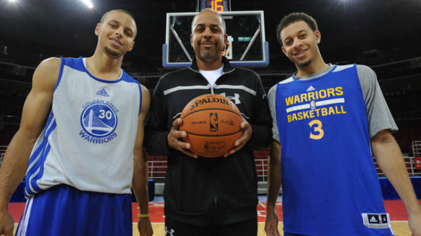 Stephen Curry, Dell Curry & Seth Curry Feature – The Curry House