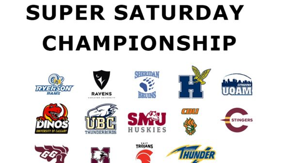 Super Saturday: Kicks Off Canadian March Madness