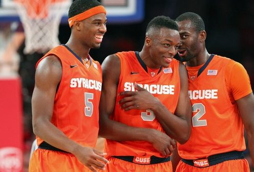 Syracuse Orange Pound Ottawa Gee-Gees Inside Complete 2013 Canadian Tour A Perfect 4-0 Record