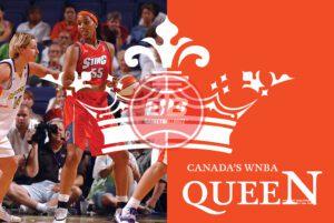 Tammy Sutton Brown Canadas Wnba Queen Basketballbuzz Magazine 2006