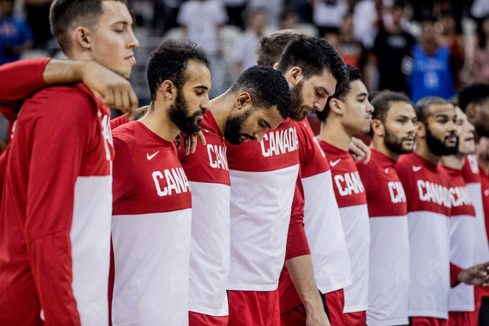 Team canada 2019 fiba world cup