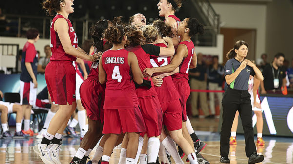Team effort pushes Canada into 2014 FIBA Women's World Championship Quarter-Finals