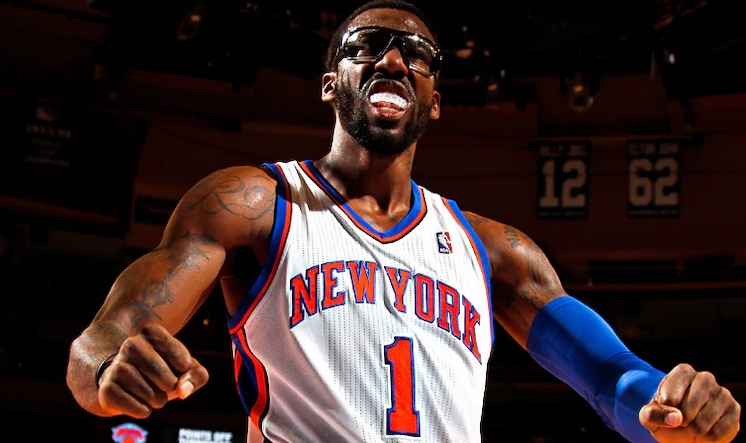 Thats Amares Stoudemire Career