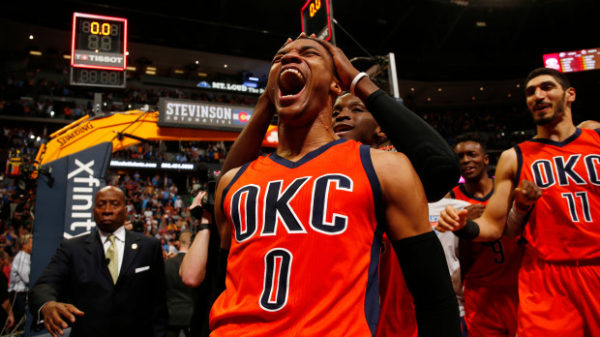 The Big 0' Russell Westbrook's 42 Triple-Doubles Pass Oscar's Gold