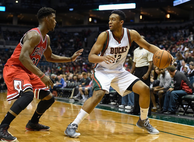 The Buck Stops Here! Milwaukee's Jabari Parker Out For The Season With A Torn ACL