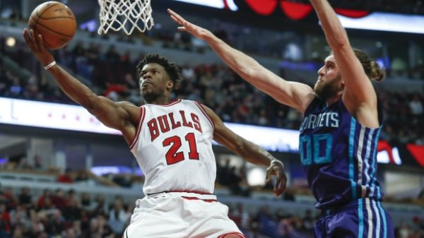 The Butler Did It All Last Night For Chicago