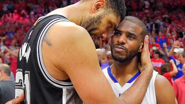 The Champ Knocked Out This Weekend As Los Angeles Clips Spurs
