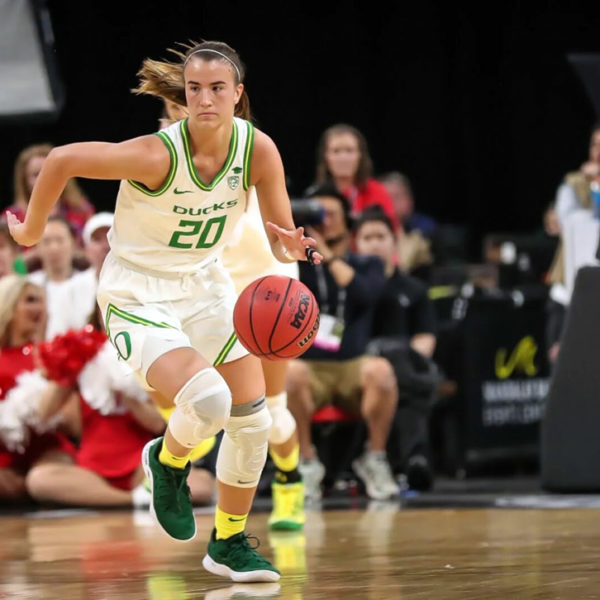 the chilling adventures of sabrina ionescu continue
