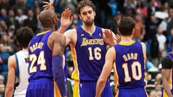 The Lakers Will Miss Pau Gasol