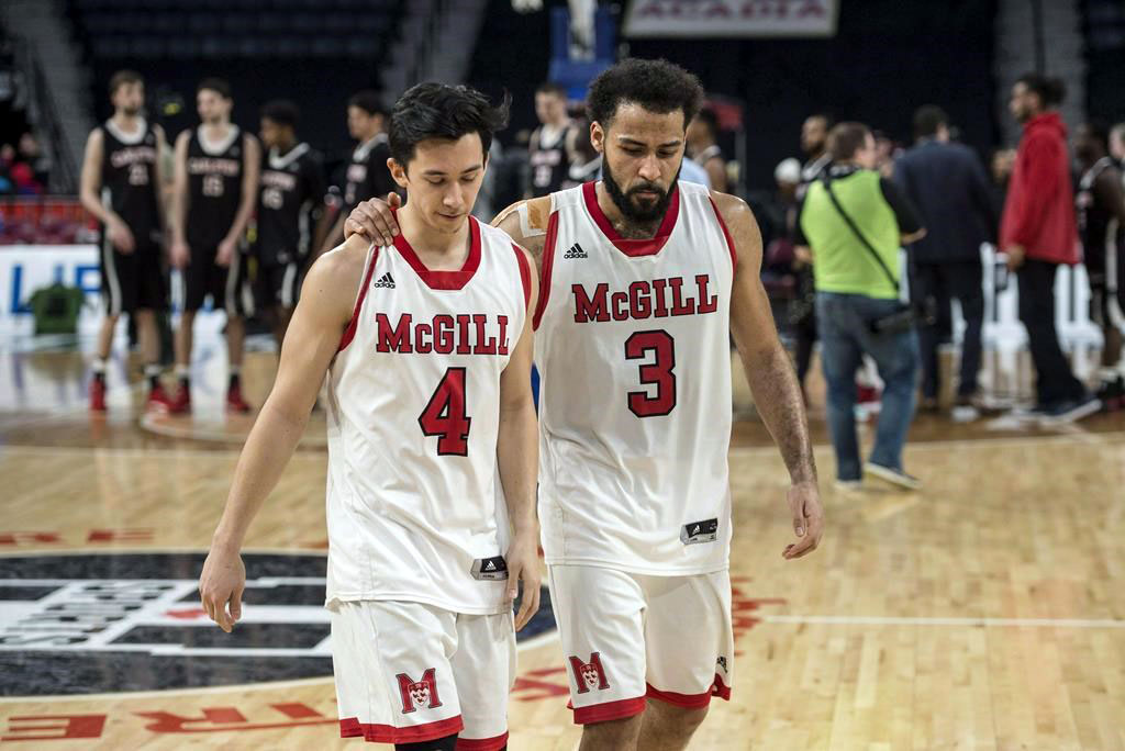 The Mcgill Redmen Desire To Break A Sixteen Year Curse