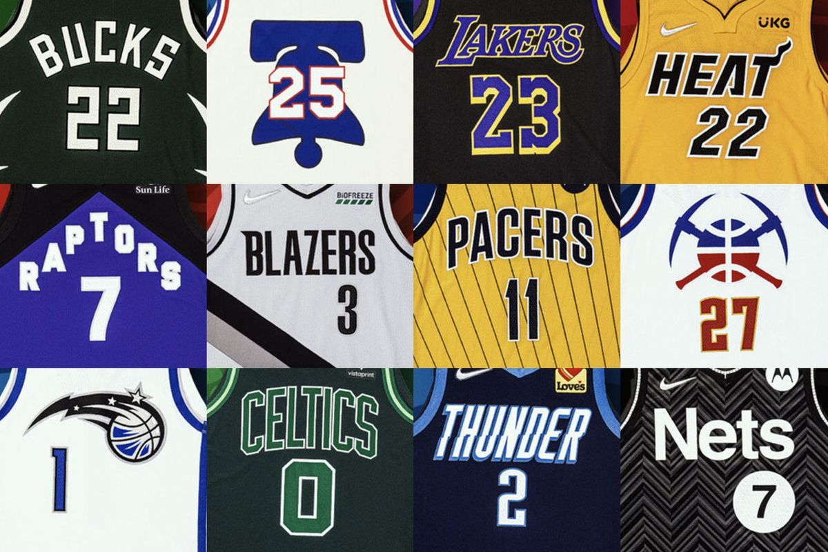 The Nba Playoff Teams Have Earned These Jerseys