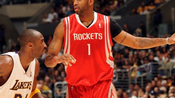 The return of the MAC? Tracy McGrady works out with Kobe Bryant