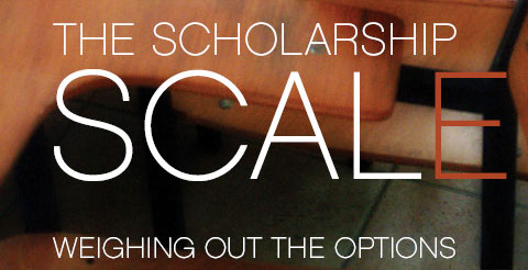 The Scholarship Scale Weighing Out The Options Basketballbuzz Magazine 2006