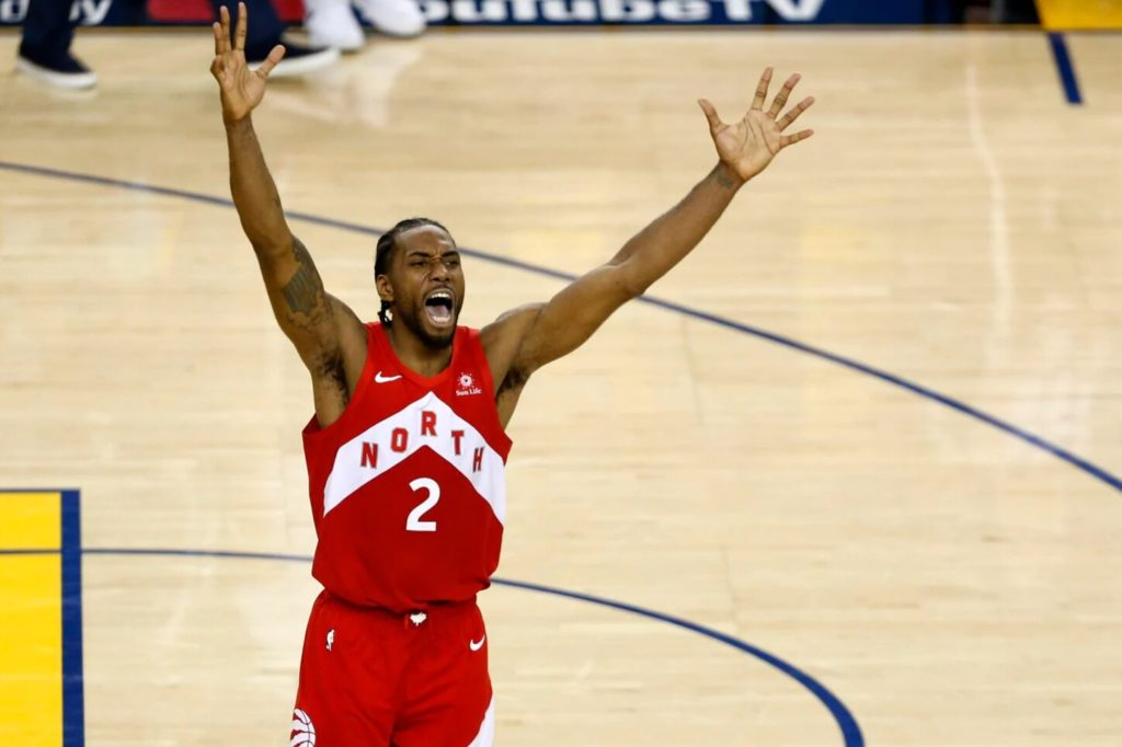 The Six In 6 Toronto Become First Canadian NBA Champions