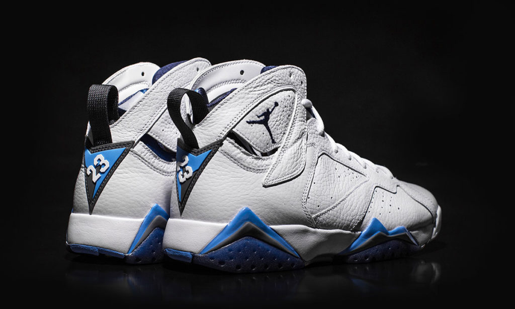 Top 5 Air Jordan Blue Air Jordan Vii French Blue