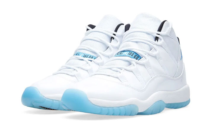 Top 5 Air Jordan Blue Air Jordan Xi Legend Blue