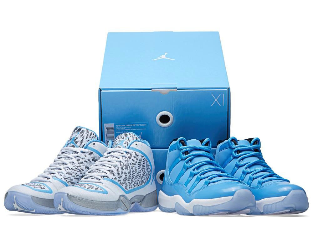 Top 5 Air Jordan Blue Air Jordan Xi Xx9 Ultimate Gift Pack