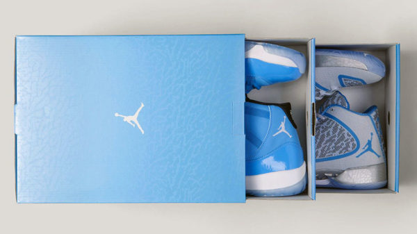 Top 5 Air Jordan Blue Jordan Ultimate Gift Of Flight Pack