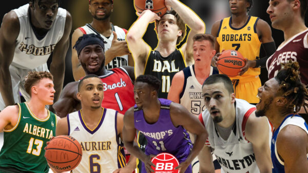 Top Canadian Basketball Players Selected At 2021 CEBL U SPORTS Draft