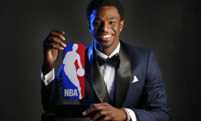 Toronto, Canada and Minnesota Timberwolves' Andrew Wiggins Is The MVP Of Rookies