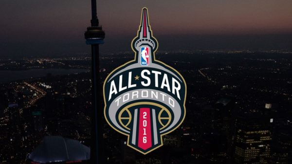 Toronto Raises The 2015 All-Star Game With CN Tower Logo