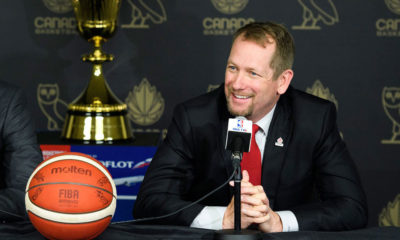 Toronto Raptors Nick Nurse To Coach Canada At 2019 Fiba World Cup