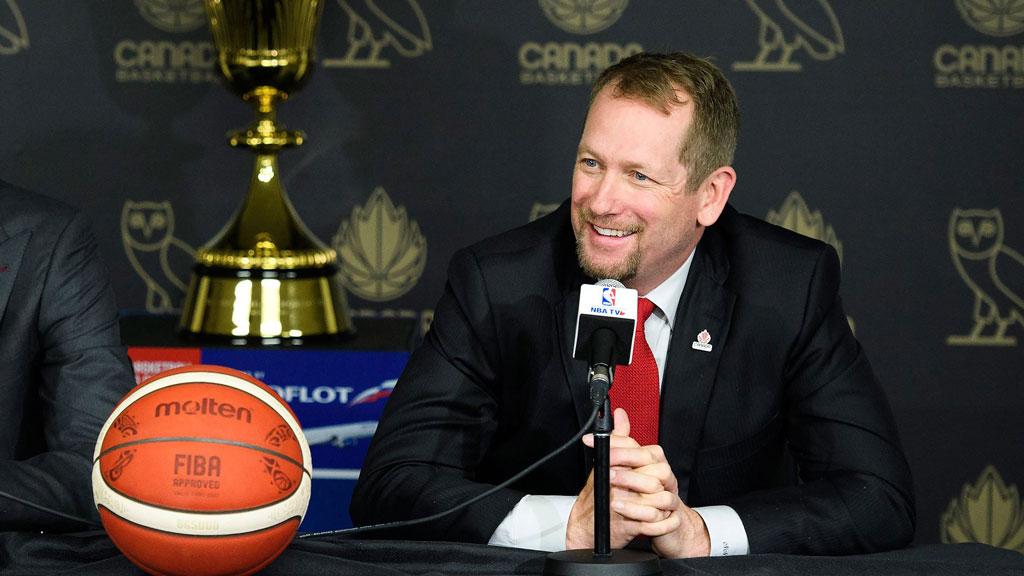 Toronto Raptors Nick Nurse To Coach Canada At 2019 Fiba World Cup