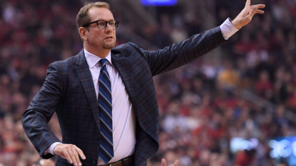 Toronto Raptors Sign Nick Nurse To Contract Extension
