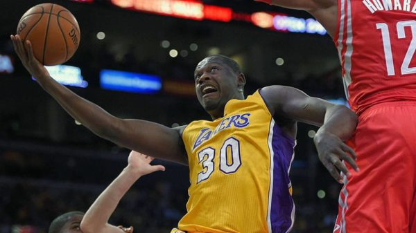 Tough Break For Julius Randle And The Luck Of The Lakers