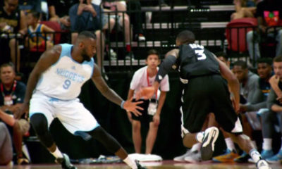 Twolves Rookie Kris Dunn Nasty Crossover Drops Defender