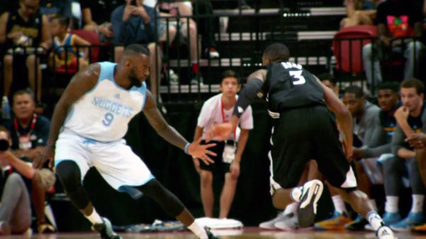 Twolves Rookie Kris Dunn Nasty Crossover Drops Defender
