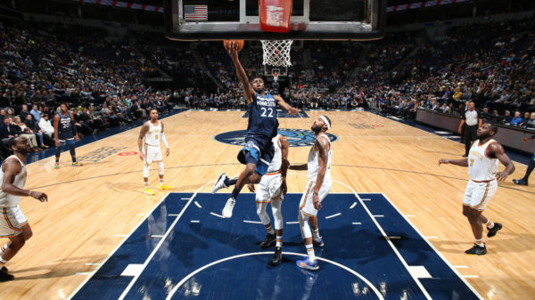 twolves trade andrew wiggins for warriors dangelo russell