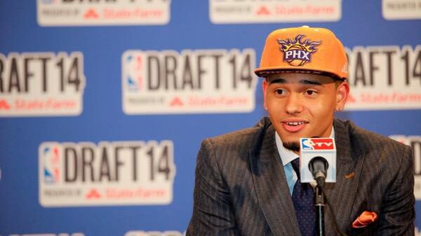 Tyler Ennis picked No. 18 overall by Phoenix Suns