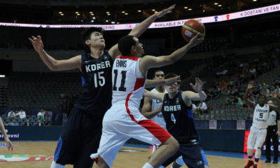 Tyler Ennis Trey Lyles Spark Canadian Victory Over Korea To Advance At 2013 Fiba U19 World Championships