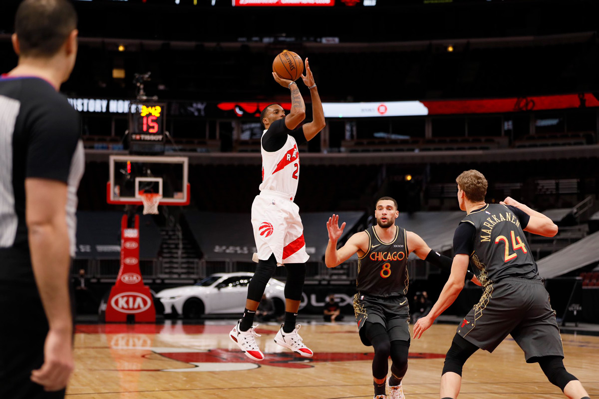 Underrated Raptors Guard Norman Powell Taking Game To New Heights