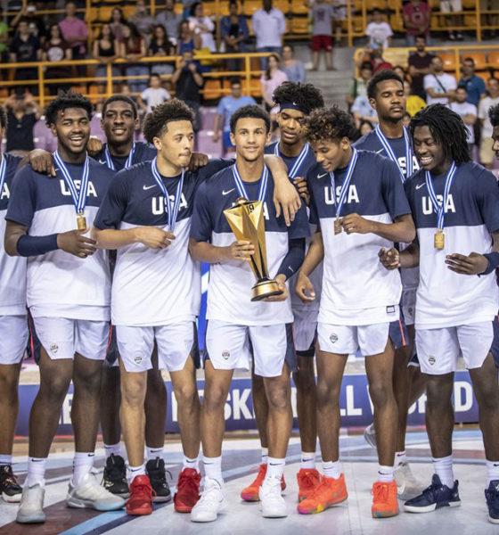 Usa Ends Malis Historic Run Win Record 7th Fiba U19 World Cup Gold Medal
