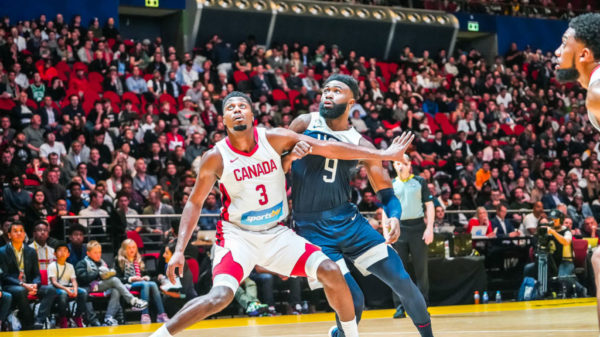 USA Pounds Canada In Final 2019 FIBA World Cup Tune Up